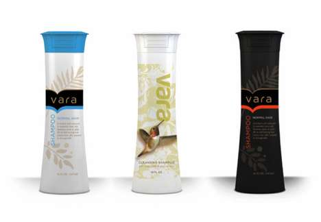 Vara Shampoo Packaging
