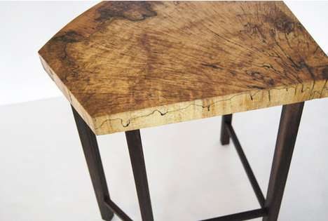 Spalted Stools by Don Howell