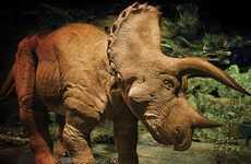 Prodigious Dinosaur Sculptures