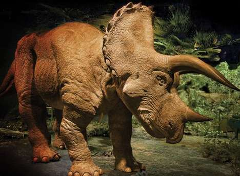 20-Foot Triceratops