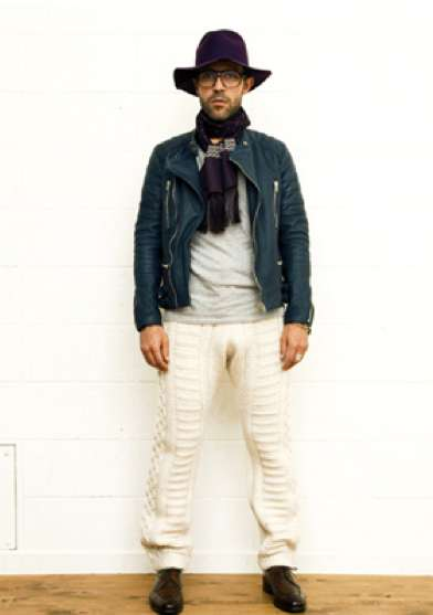 The Unused 2011 Fall/Winter Line Boasts Laidback Looks With Edgy Flair