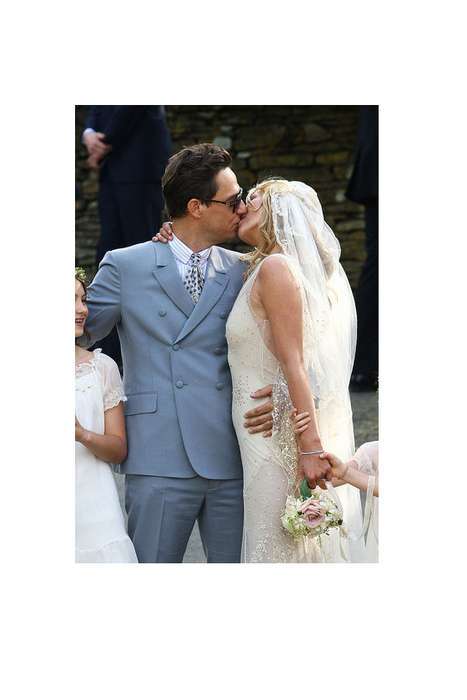 Kate Moss Galiano wedding