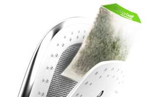 This Herbal Medical Shower Head is the Winner of the IDEA 2011 Award