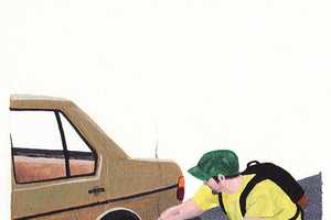 Christian Herr Illustrates Real-Life Troublemaking