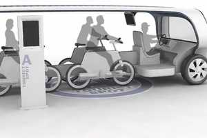 Kukil Han Designs a Convenient Two-In-One Tour Bus