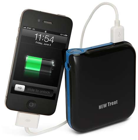 Portable Multi-Gadget Chargers - iCruiser External Battery Pack is an Accessory for Many