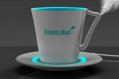 Steam Mug Humidifier