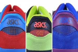 The Asics Gel-Lyte III Sneaker Boasts Vibrant Hues & Comfy Street Style