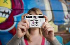 Adorably Smiley 3D Cams - Holga TIM Camera Takes Pictures with a Joyful Expression