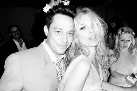 Terry Richardson Kate Moss Wedding Photos