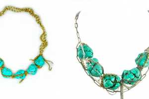Nan Fusco Jewelry Favours Vibrant Turquoise Touches