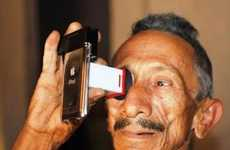 Blindness-Curing Devices - These CATRA Smartphone Eyepieces Help Those With Cataracts