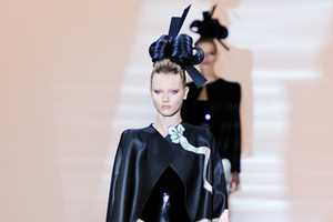 Armani Privé Couture 2011 Collection Inspired by Japanese Culture