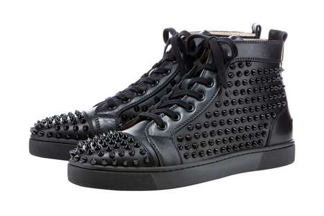 Christian Louboutin Studded Hightop