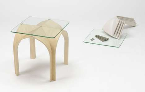 Nobu Miake Cathedral Table