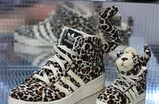 Adorably Animalistic Kicks