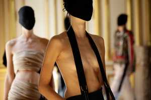The Maison Martin Margiela Autumn 2011/2012 Line is Subtly Sensual