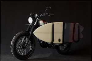 Surf Bike by Deus Customs is All About Easy Living