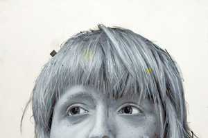 Artist Robert Mearns Draws Portraits with a Twist