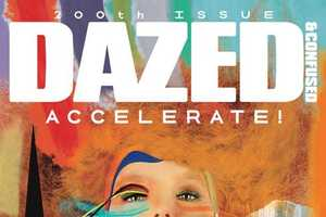Bjork Poses Artfully for Dazed & Confused 'Violently Appy' Spread