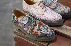 Lavish Summer Floral Shoes