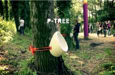 The Aandeboom P-Tree Encourages Public Urination