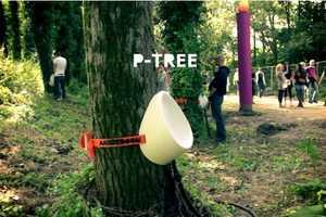 The Aandeboom P-Tree Encourages Public Urination