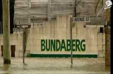 Re-Creational Ad Campaigns - The Bundaberg Watermark Campaign Helps a City Rebuild