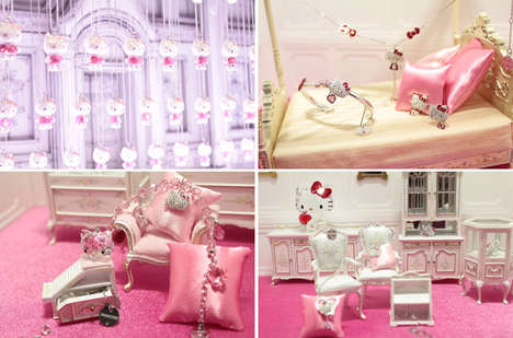 swarovski hello kitty