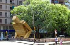 Colossal Cardboard Giants
