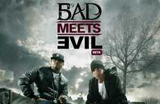 Satanic Social Media Games - Eminem's Bad Meets Evil Facebook Game is a Version of Hell