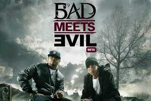 Eminem's Bad Meets Evil Facebook Game is a Version of Hell