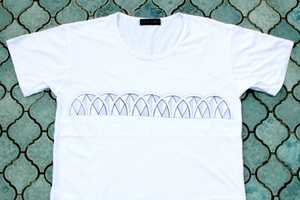 Folklands T-Shirts Forgo Screen Printing for Fabric Markers