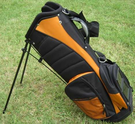 Patriot Solar Golf Bag