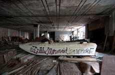 Urban Corrosion Graffiti