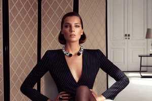 The Daria Werbowy Ferragamo Fall 2011 Ad Campaign is Stylish