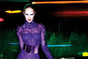 The Candice Swanepoel Tom Ford Fall 2011 Ads Blend Power and Beauty