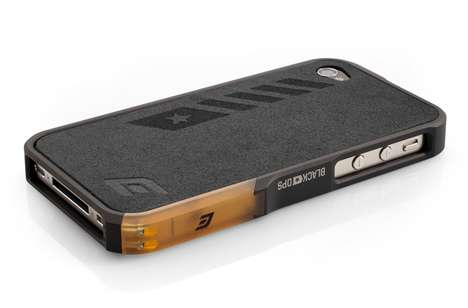 Aluminum Smartphone Shells - The Badass Vapor Pro Black Ops Case Has Looks That Could Kill