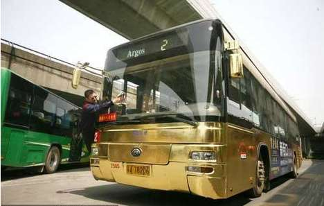 Golden Bus