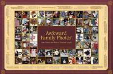 Family Photoblog Games - The Awkward Family Photos Board Game is Based on the Website