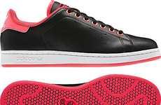 Celebratory Tennis Kicks - adidas Originals x Stan Smith FW 2011 Honors a Successful Collaboration