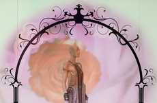 Denis Gagnon Designs a Dress Fit for Alice and Her Wonderland