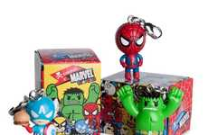 Cute Superhero Charms