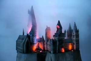 The Hogwarts Castle Cake by Charm City Cakes is Magically Monstrous