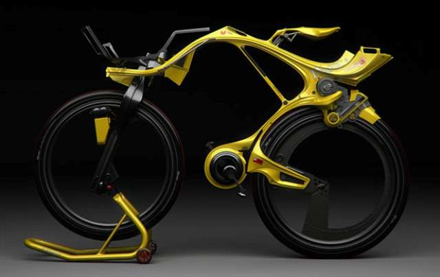 Self-Powered Bike Concepts