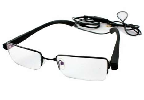 Glasses Video Camera