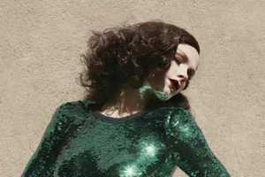 The Anna Paquin V Magazine Spread Features True Blood's Notable Star