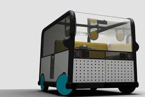 The Box Share Car Concept Will Improve Congested City Streets