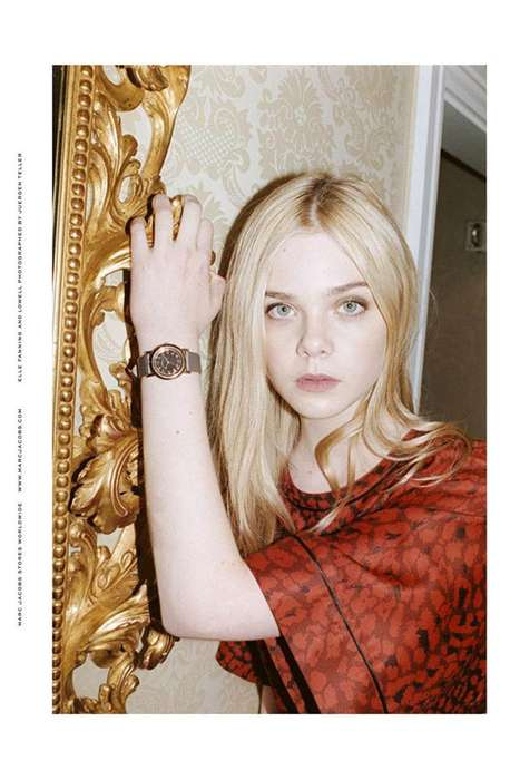 Elle Fanning Marc by Marc Jacobs