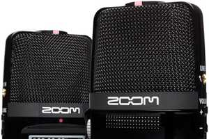 The Zoom H2n Handy Recorder Offers Crisp Audio Like No Other